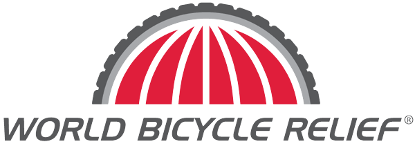 Wir unterstüzen WORLD BICYCLE RELIEF